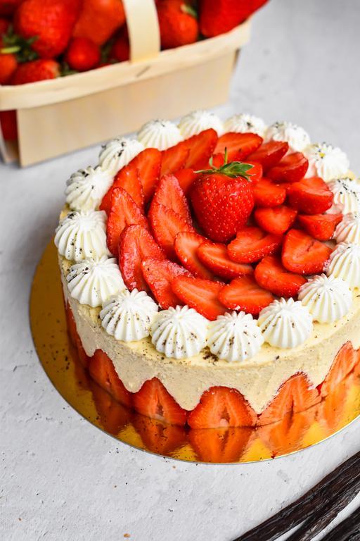 fraisier tahiti 24