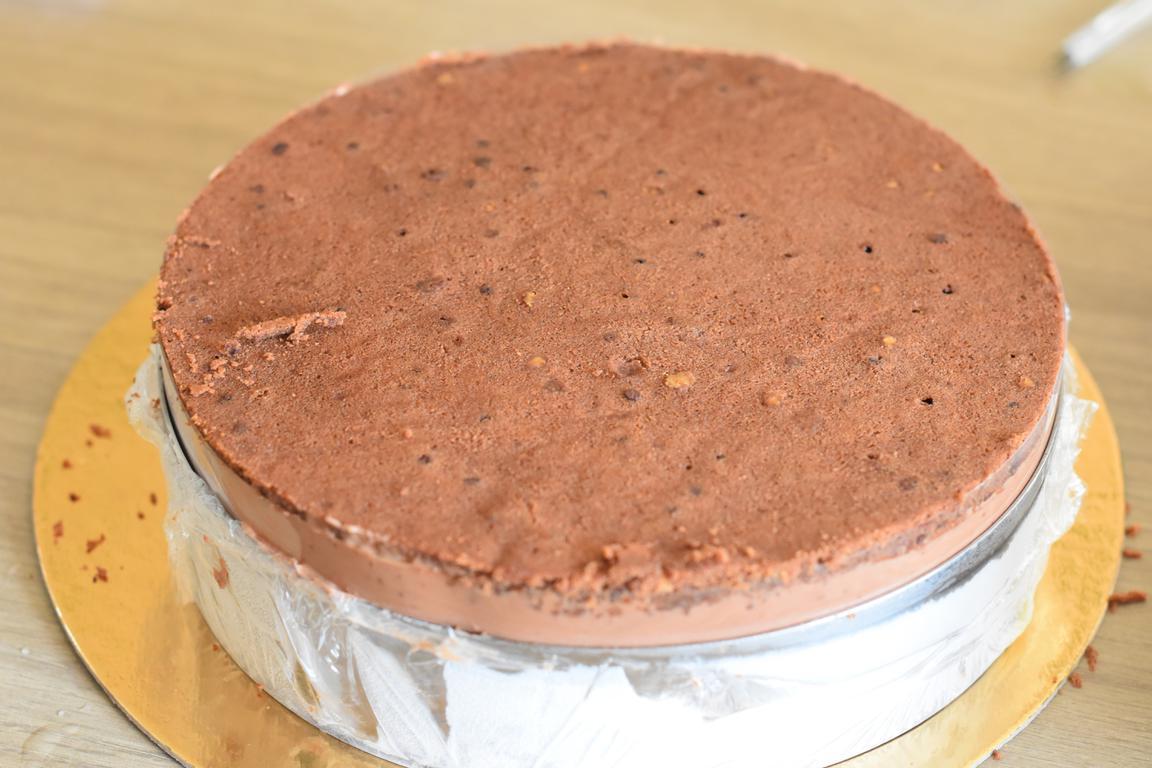 entremets glace chocolat 12