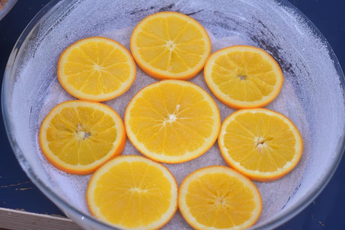 gateau choco orange 7