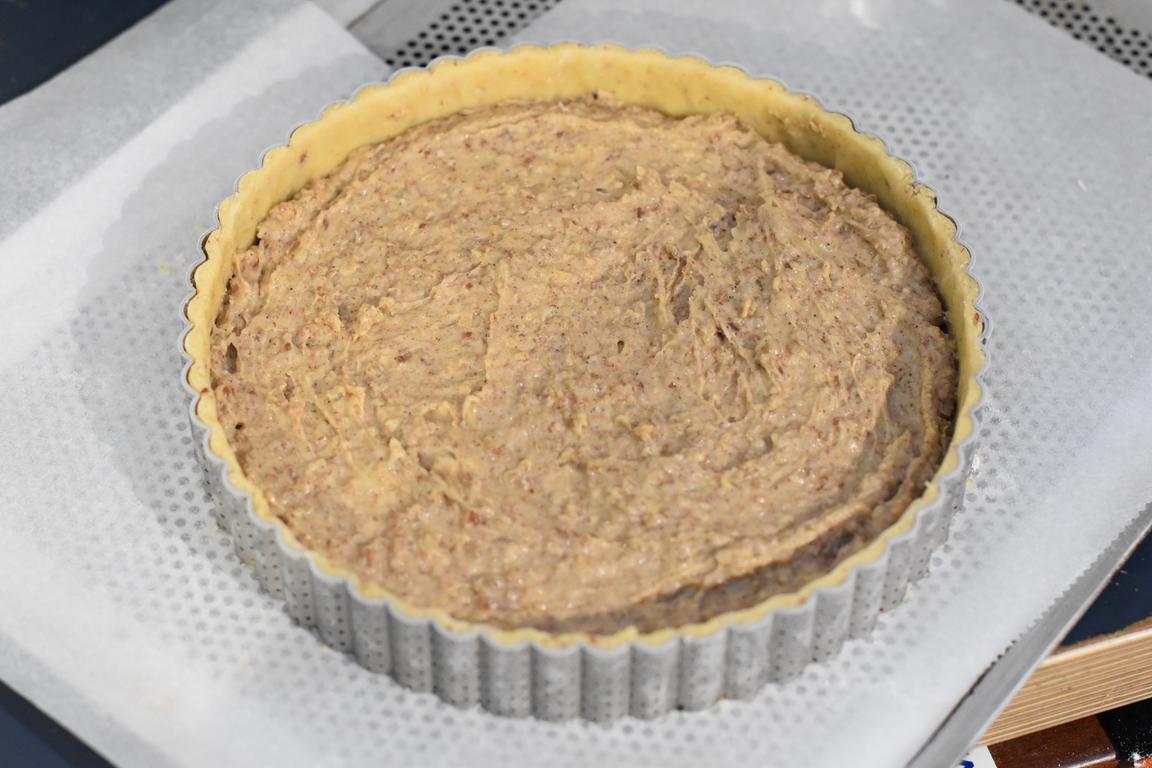 tarte pecan vanille creme brulee 7